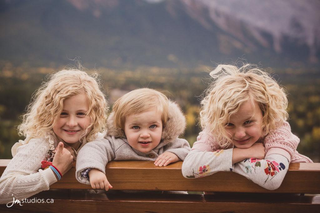 The Burns Mountain Family Photos At The Delta Lodge At Kananaskis